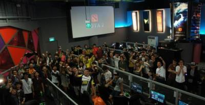 مراسم PubStomp رشته دوتا2 در دو مرحله حساس مسابقات iCG