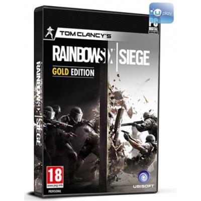 Tom Clancy's Rainbow Six - Siege Uplay Gold Year2 Edition