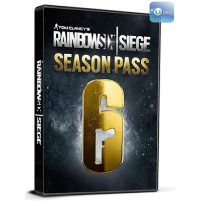 Tom Clancy's Rainbow Six - Siege Uplay Season Pass Year 2