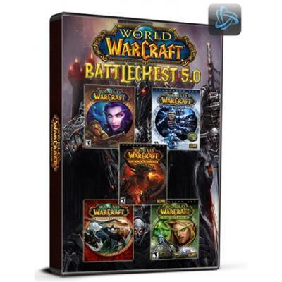 World Of Warcraft Battle Chest - 30 Days EU