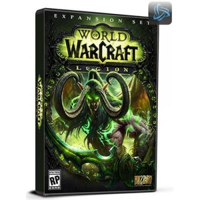 World of Warcraft Legion Expansion EU